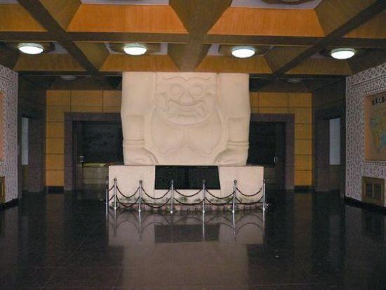 西夏博物馆 素描远去的王朝