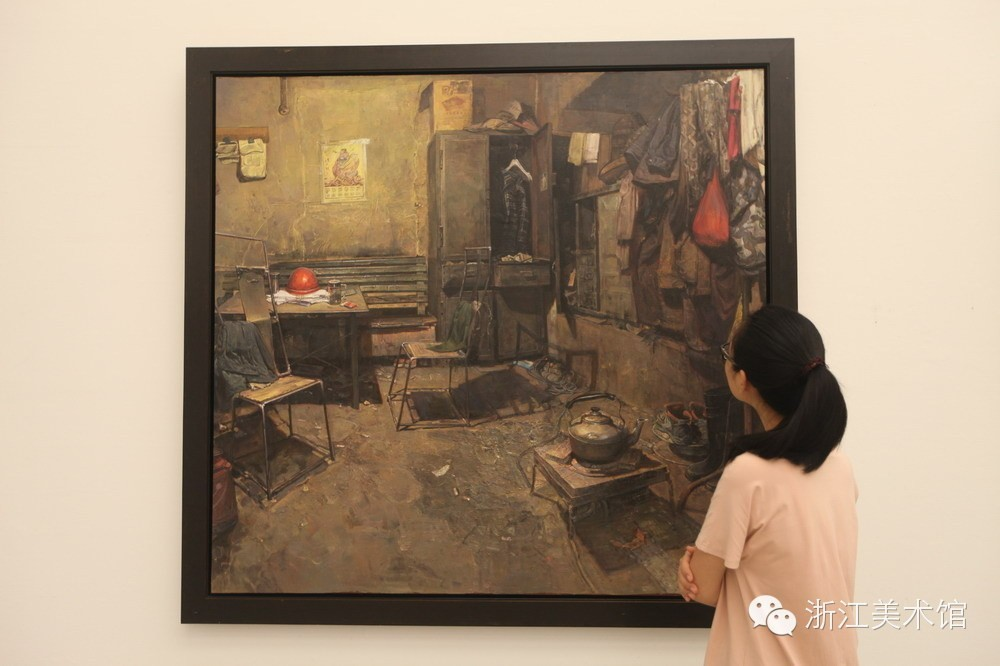 第十二届全国美展油画作品展即将启幕