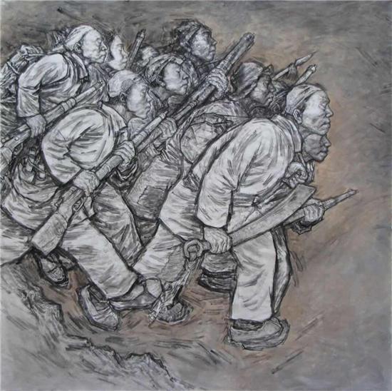 承古开今:著名画家张立奎的人物画艺术
