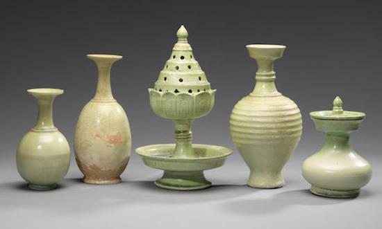 魏晋南北朝的陶瓷香具 另一种人间烟火气