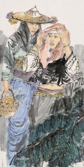 全国花鸟画展     2012年《北斗七星高》第七届西部大地情全国中国画