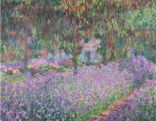 """莫奈的花园:Giverny的诱惑,将在哥伦布美术馆展出,展期从2007年10月12日至2008年1月20日。   展览将聚焦莫奈田园般的风光,共有12件莫奈核心的花园作品,将追溯这位艺术大师深刻影响美国印象主义、抽象表现主义和当代艺术的历程。   这是哥伦布美术馆3个系列展览之一,展览有来自本馆永久收藏的两件珍品,一是莫奈的《垂柳》,一件是当代美国艺术家马克""""坦西(Mark Tansey)的《睡莲》。组织者为哥伦布美术馆以及法国巴黎莫奈美术馆。"""