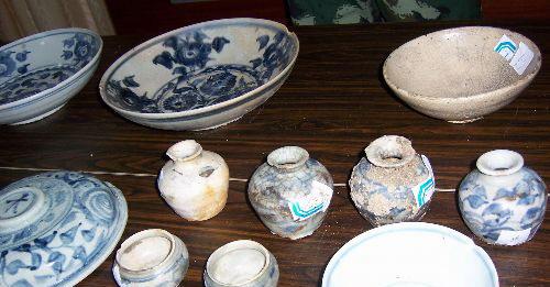 南海古沉船打捞 刺激当代陶瓷艺术品拍卖