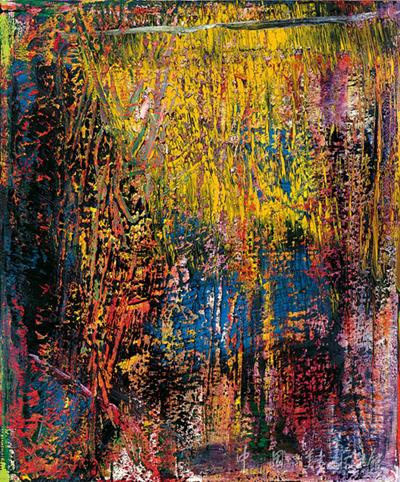 德国绘画回望 从浪漫主义画派到格哈德 里希特