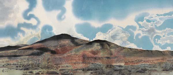 [转载]第十一届全国美术作品展览水彩·粉画展作品欣赏