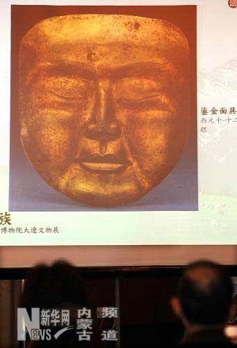 1月14日,在台北故宫博物院\
