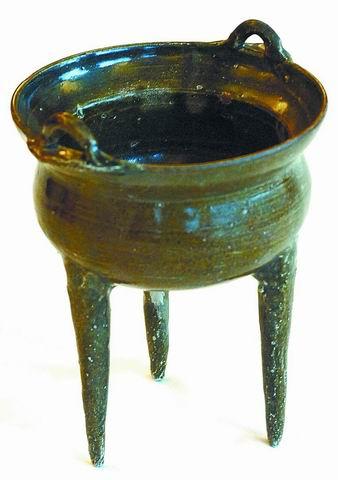 古代香炉简笔画