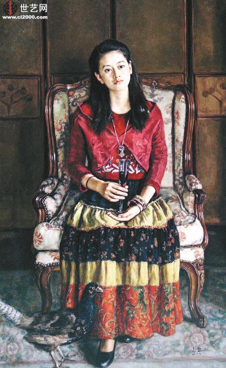 而写实画派作为中国油画领域的一个特殊画家群体能以清晰的方式表述