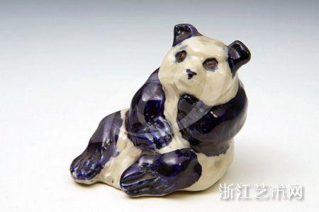 周轻鼎动物雕塑作品展开放临摹