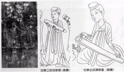 隋唐以来,琴乐也受到许多王侯显宦的爱好.