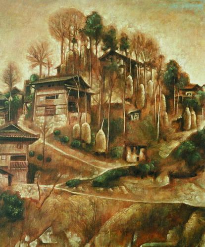 贵州美术作品展