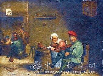 荷兰画家威廉·克莱兹·海达静物油画作品赏析