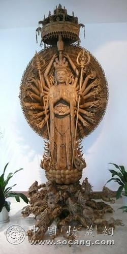 木雕文化的背景就在于宗教