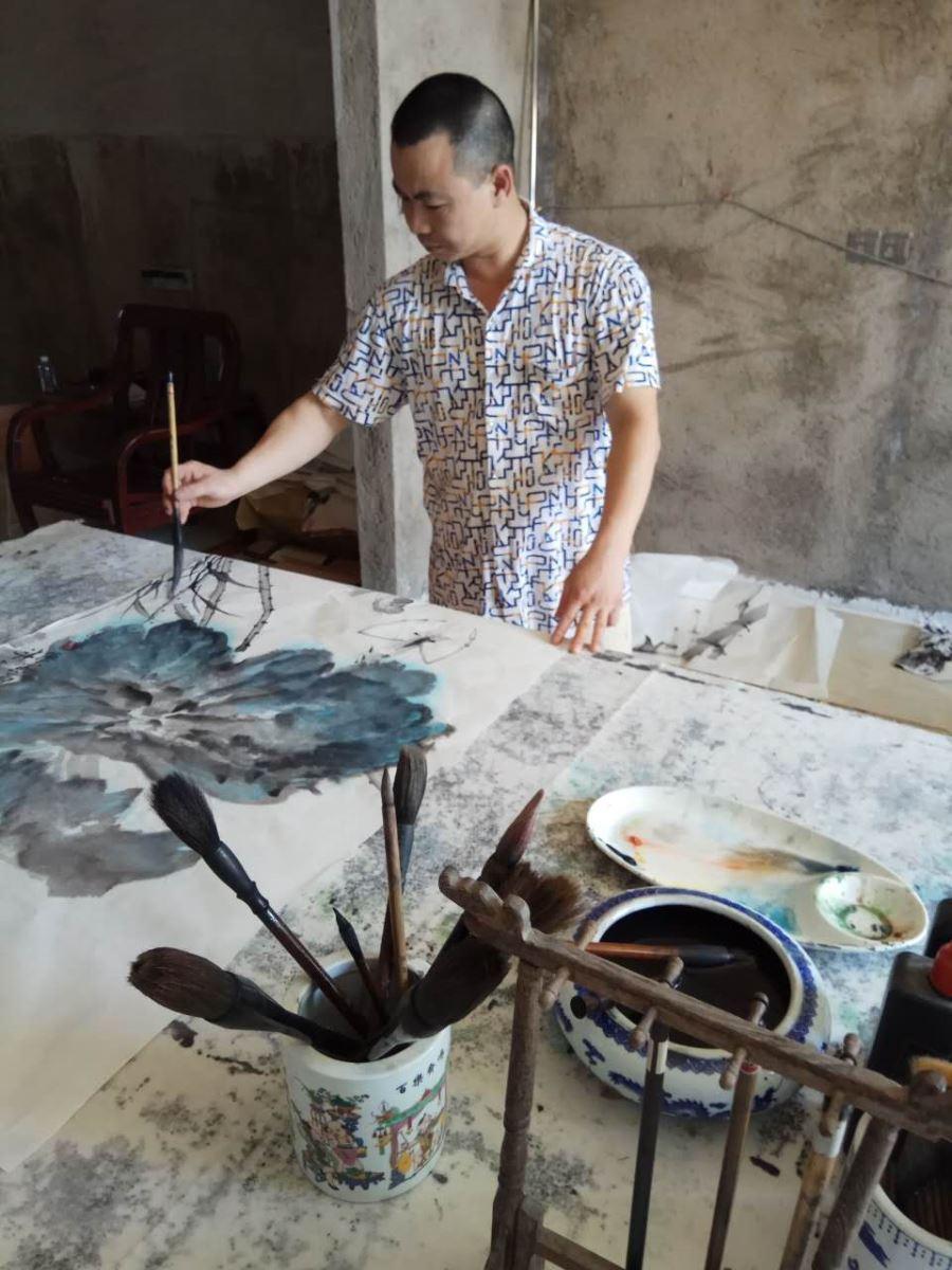 翰墨文心——著名书画家郭丰演作品赏析